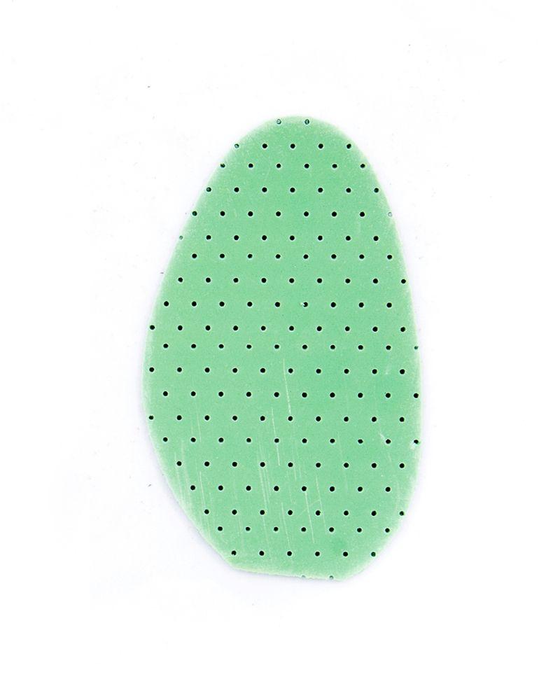 Art. 1050 Latex voorvoet inlegzolen